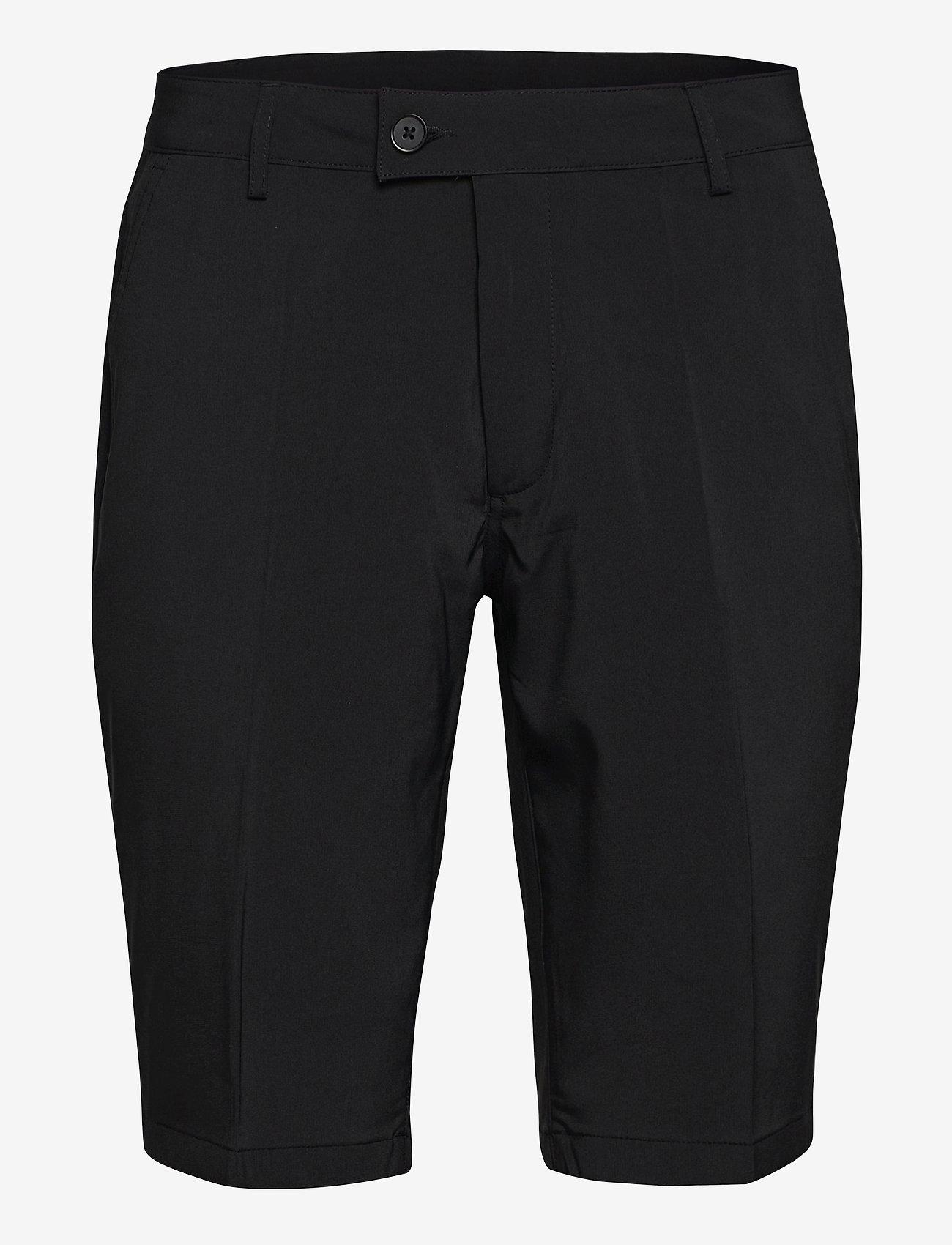 Abacus - Mens Cleek stretch shorts - golfbroeken - black - 0