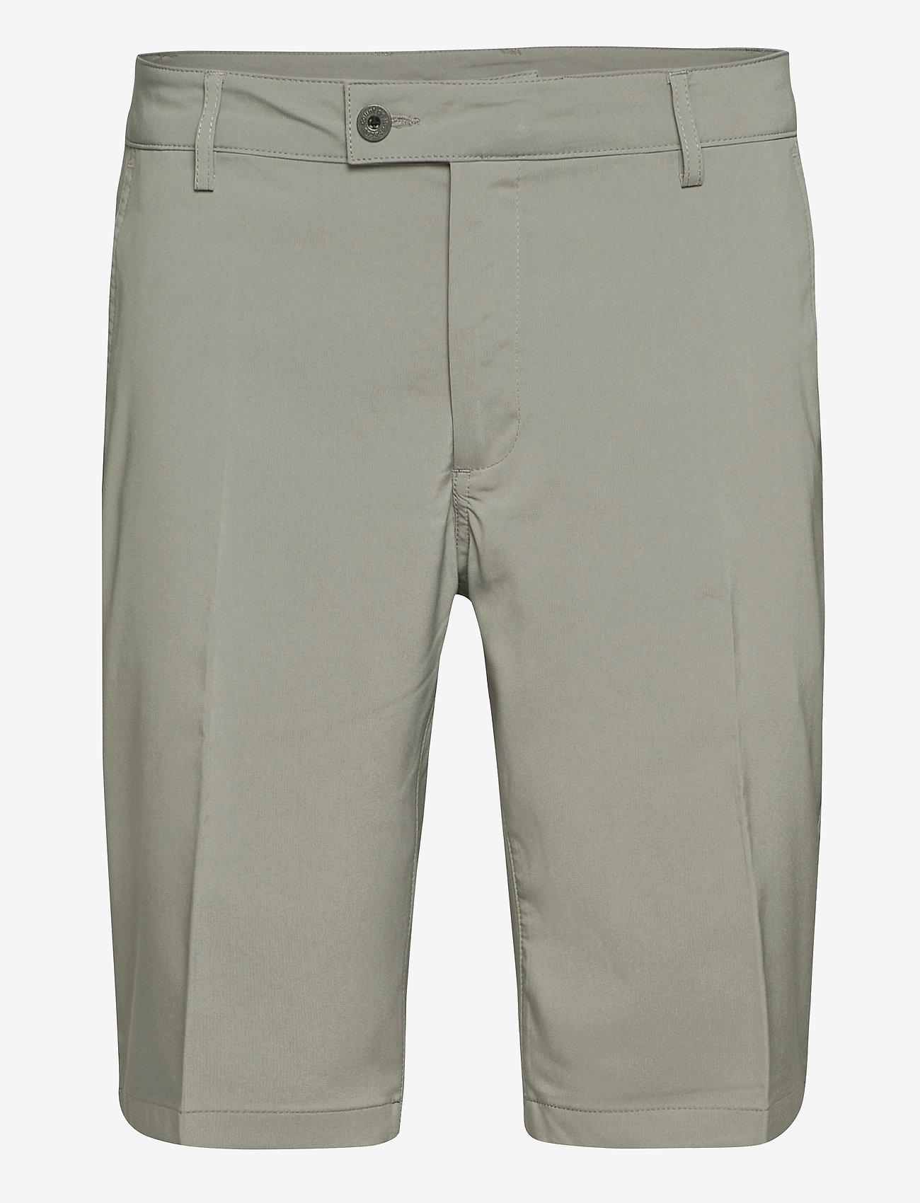 Abacus - Mens Cleek stretch shorts - golfbroeken - grey - 0