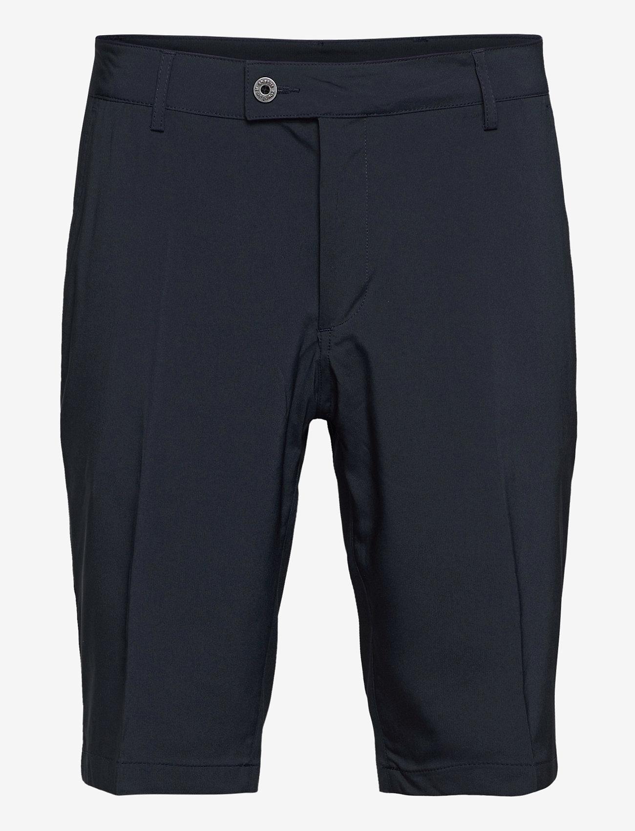 Abacus - Mens Cleek stretch shorts - golfbroeken - navy - 0