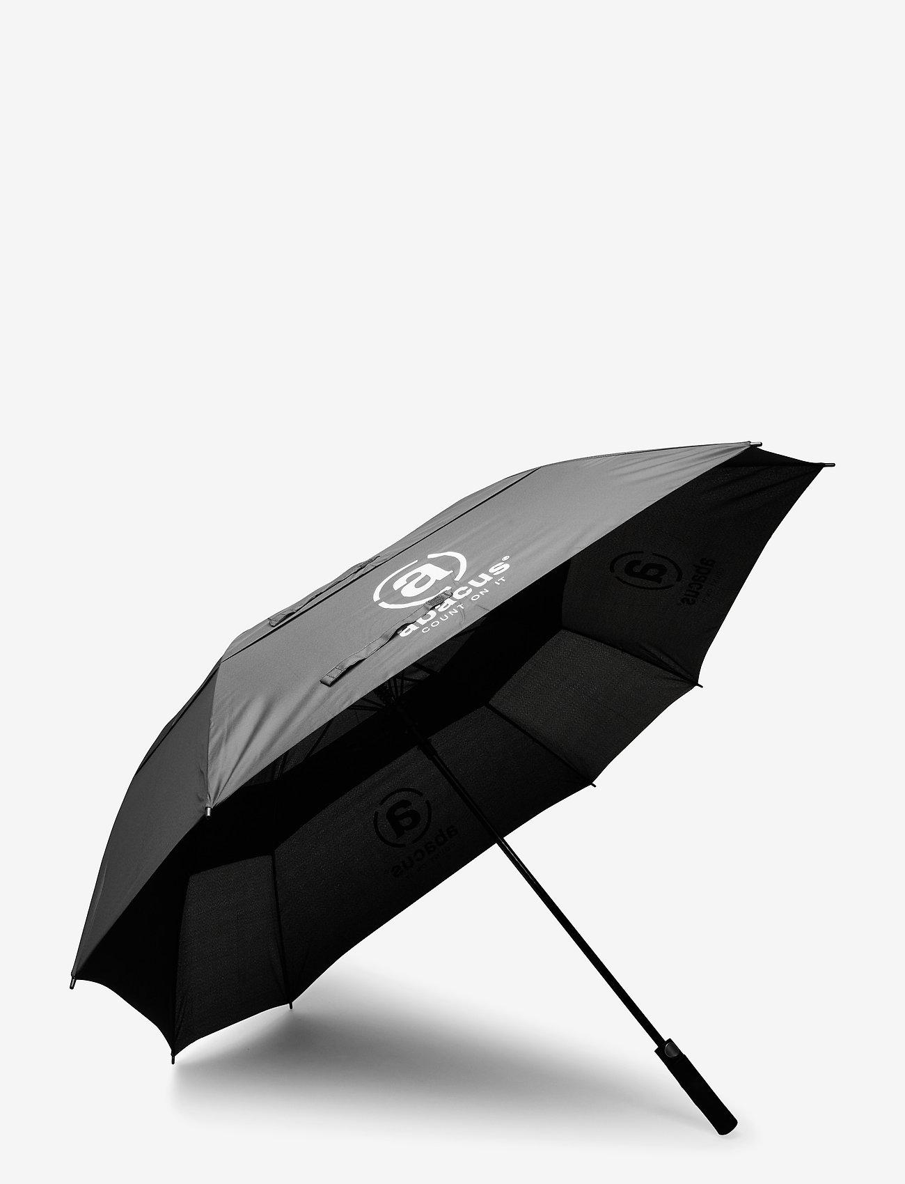 Abacus - Square umbrella - accessories - black - 1