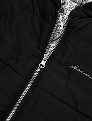 Abacus - Lds Etna padded reversible jkt - golf jassen - paisley - 4