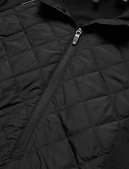 Abacus - Lds Troon hybrid 1/2 zip - fleece - black - 2
