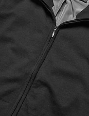 Abacus - Lds Dubson windstop cardigan - cardigans - black - 2