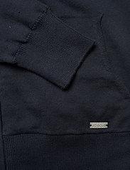 Abacus - Lds Dubson windstop cardigan - gebreid - navy - 3