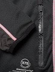 Abacus - Lds Grand 37.5 fleecejacket - fleece - black - 4