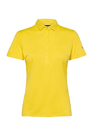 Lds Clark polo - YELLOW