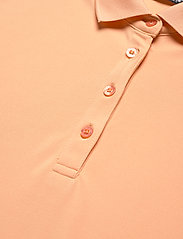 Abacus - Lds Cray drycool polo - polo's - apricot - 2