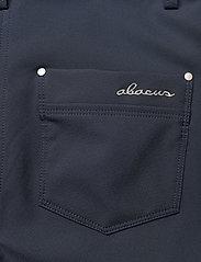 Abacus - Lds Grace trousers 103cm - golfbroeken - navy - 6