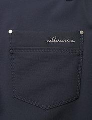 Abacus - Lds Grace high waist 7/8 trousers 92cm - golfbroeken - navy - 4