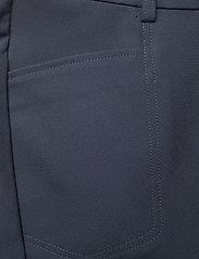 Abacus - Lds Grace high waist shorts 45cm - golfbroeken - navy - 2