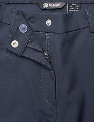 Abacus - Lds Grace high waist shorts 45cm - golfbroeken - navy - 3