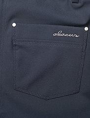 Abacus - Lds Grace high waist shorts 45cm - golfbroeken - navy - 4