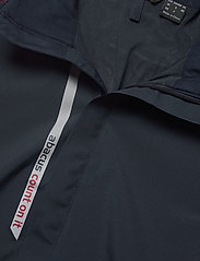 Abacus - Mens Links rainjacket - golf jackets - navy/red - 4