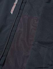 Abacus - Mens Links rainjacket - golf jackets - navy/red - 6