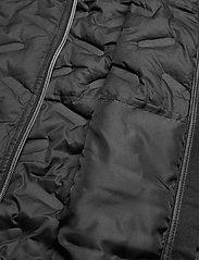 Abacus - Mens Dunes hybrid  jacket - golf jackets - black - 4