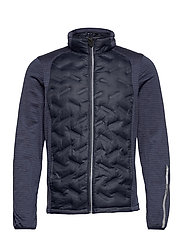Mens Dunes hybrid  jacket - NAVY