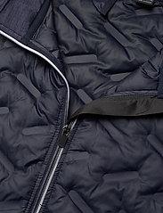 Abacus - Mens Dunes hybrid  jacket - golf jassen - navy - 2