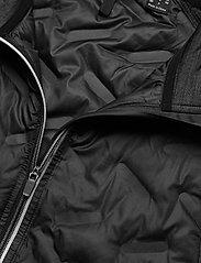Abacus - Mens Dunes hybrid vest - golf jackets - black - 3