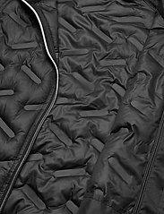 Abacus - Mens Dunes hybrid vest - golf jackets - black - 5