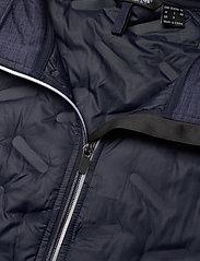 Abacus - Mens Dunes hybrid vest - golf jackets - navy - 2