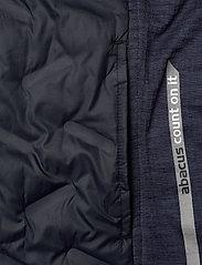 Abacus - Mens Dunes hybrid vest - golf jackets - navy - 3