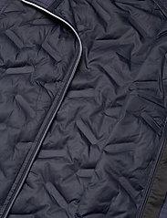 Abacus - Mens Dunes hybrid vest - golf jackets - navy - 4