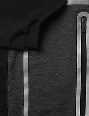 Abacus - Mens Edge 37.5 windjacket - golf jackets - black - 5