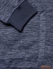 Abacus - Mens Hurst wind fleecejkt - golf jackets - navy - 3