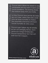 Abacus - Mens Sunningdale halfzip - golf jackets - black - 2