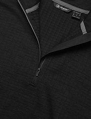 Abacus - Mens Sunningdale halfzip - golf jackets - black - 4