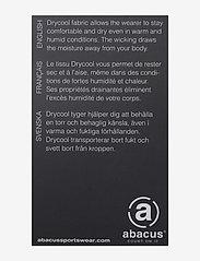 Abacus - Mens Sunningdale halfzip - golf jackets - lt.grey/black - 2
