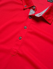 Abacus - Mens Oliver polo - polo's - red - 2