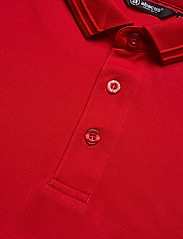 Abacus - Mens Clark polo - polo's - red - 3