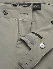 Abacus - Mens Cleek stretch trousers - golf-housut - grey - 3
