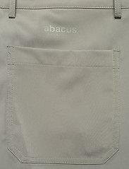 Abacus - Mens Cleek stretch trousers - golf-housut - grey - 4