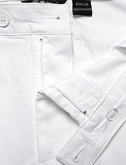 Abacus - Mens Cleek stretch trousers - golf-housut - white - 3