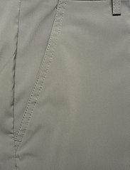 Abacus - Mens Cleek stretch shorts - golfbroeken - grey - 2