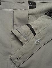Abacus - Mens Cleek stretch shorts - golfbroeken - grey - 3