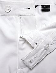 Abacus - Mens Cleek stretch shorts - golfbroeken - white - 3