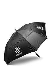 Square umbrella - BLACK