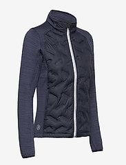 Abacus - Lds Dunes hybrid jacket - golf jassen - navy - 3