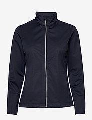 Lds Lytham softshell jacket - NAVY