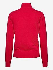 Abacus - Lds Dubson windstop cardigan - gebreid - red - 1