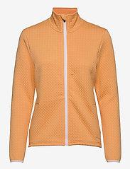 Abacus - Lds Sunningdale fullzip - golf jassen - apricot - 0