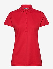 Abacus - Lds Clark polo - polo's - red - 0