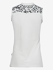 Abacus - Lds Anne sleeveless - topjes - black/white - 1