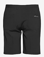 Abacus - Lds Cleek stretch shorts 46cm - golfshorts - black - 1