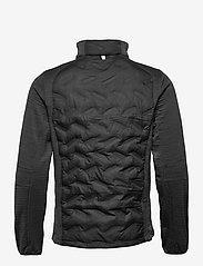 Abacus - Mens Dunes hybrid  jacket - golf jackets - black - 1