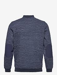 Abacus - Mens Hurst wind fleecejkt - golf jackets - navy - 1