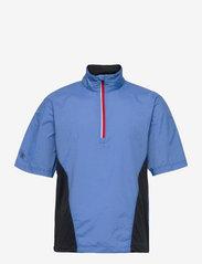 Abacus - Birkdale stretch windshirt - t-shirts - trueblue - 0